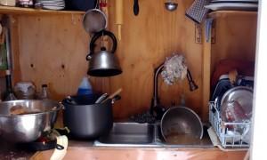 dishes (Lately)