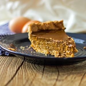 pumpkin-pie-slice (Homestead Honey-Molasses Pumpkin Pie)