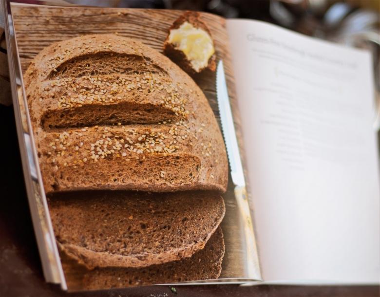 Gluten-Free Sourdough Boule