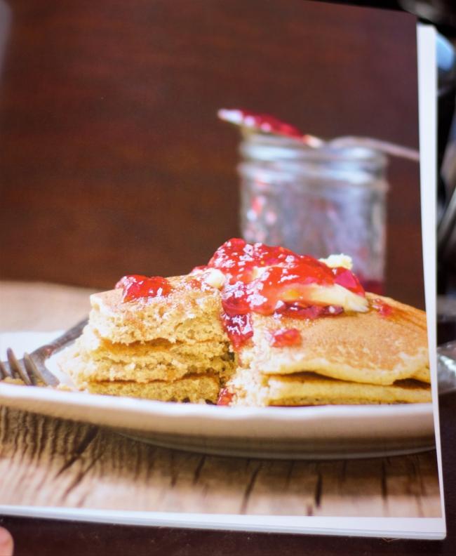 Fluffy Gluten-Free Sourdough Pancakes
