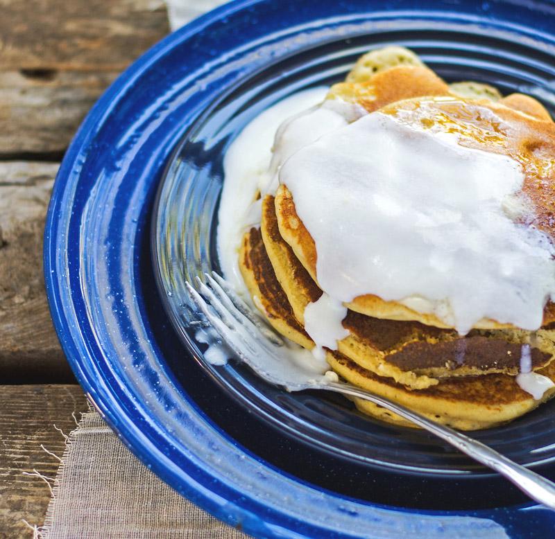 Kefir-Pancake-Syrup