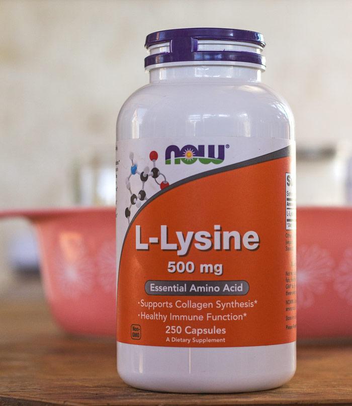 Lysine: An Amino Acid That Keeps Viruses At Bay